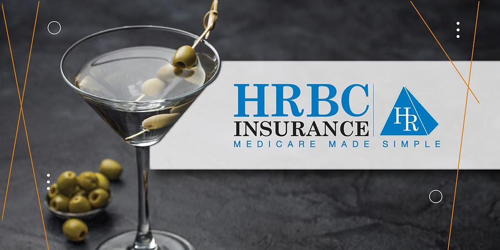 HRBC Insurance Cocktails & Mixer