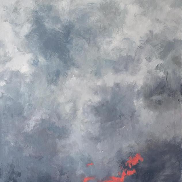 cloudy sky IV