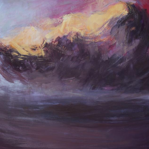 windy landscape II