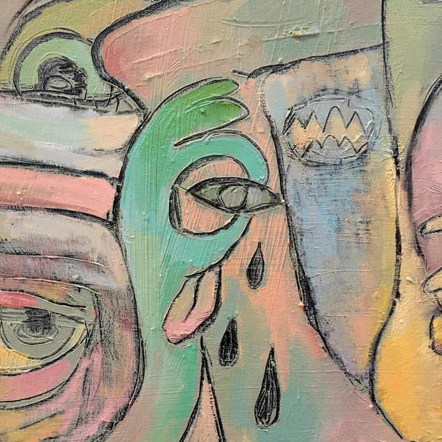 Dialoque [detail]