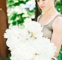 Samantha Sell BLOOM floral design weddig florist Michigan
