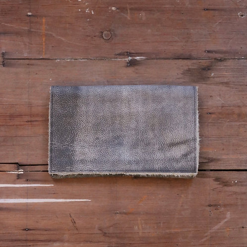 Stone Fold Over Clutch