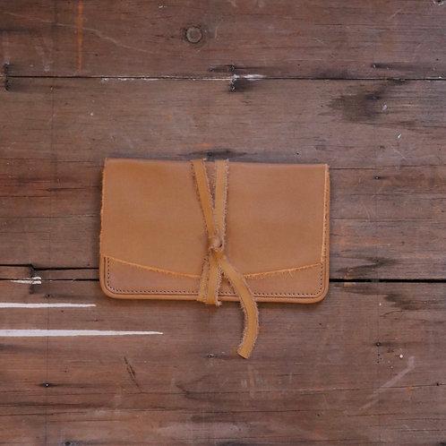 Caramel Wrap Wallet