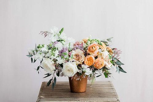 Flowers in Medium Vase | Bloom Floral Design | Charlevoix