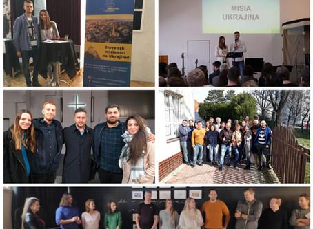 Report 2019 - článok o misii na Ukrajine v ONN časopise
