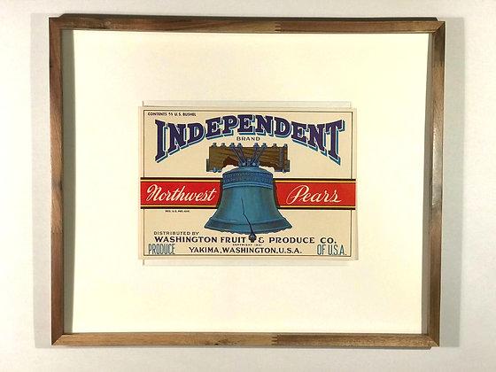 Idependent Brand Yakima Apples