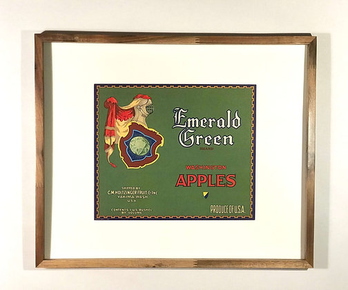 Emeral Green Apples