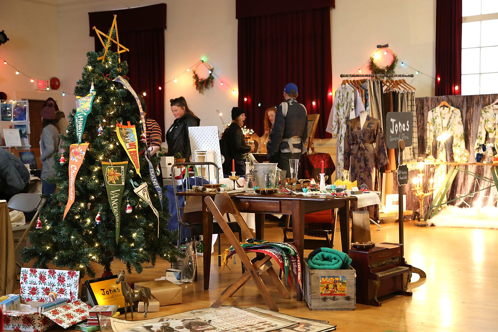 Jones Holiday Pop-Up @ The Cambrian Hall