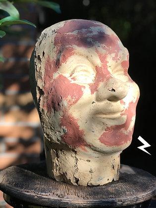 Incredible 'Acme' Clown display head