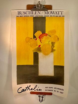 Cathelin Art Expo Los Angeles print