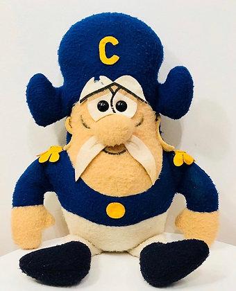 Cap'n Crunch Plush Toy