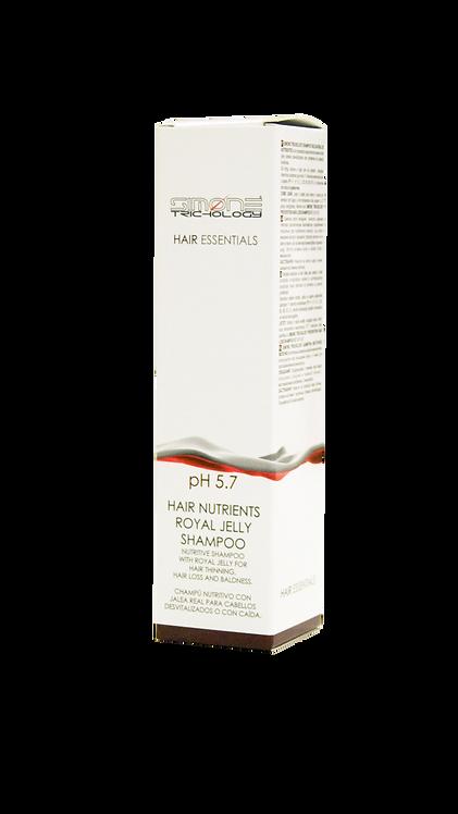 Hair Nutrients Royal Jelly Shampoo