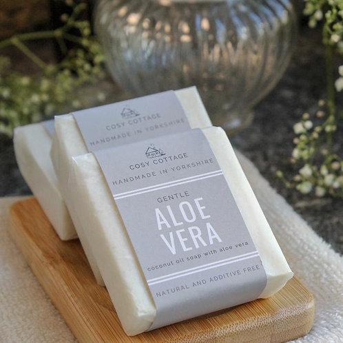 Gentle Aloe Vera Soap 110gr