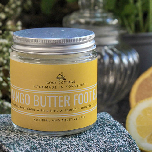 Mango Butter Foot Balm 120ml