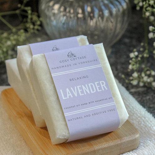 Relaxing Lavender Soap 110gr