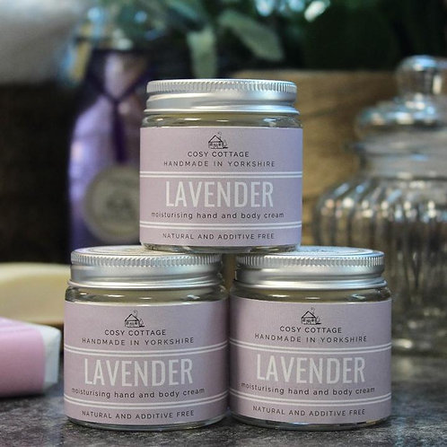 Relaxing Lavender Hand & Body Balm 60ml