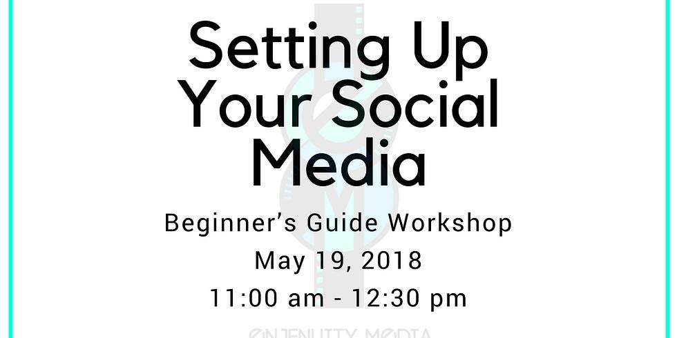 Social Media for Beginners Guide Workshop
