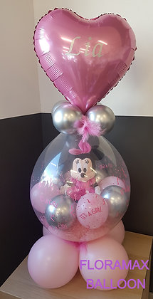 Ballon magique Minnie