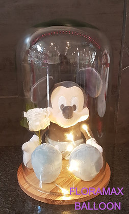 Veilleuse éternelle Mickey