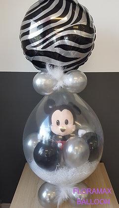 Ballon magique Bébé Mickey