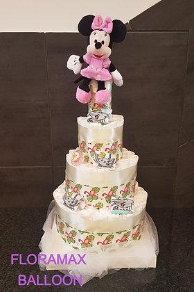 Gâteau 4 étages
