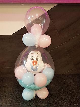 Ballon magique Olaf