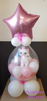 Ballon magique Marie des aristochats  Ref  :  BM2075