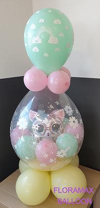 Ballon magique LOL  Ref  : BM2091
