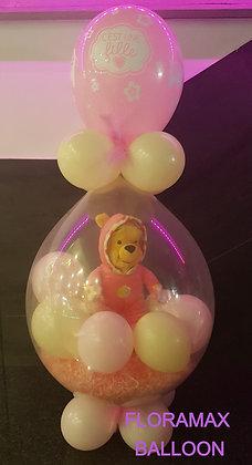 Ballon magique Winnie l'ourson   Ref  :  BM2040