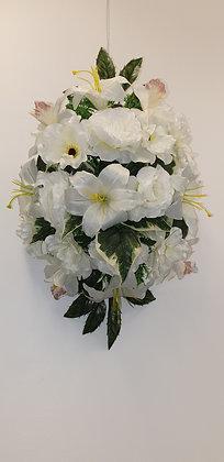 Coussin Blanc (BU047)