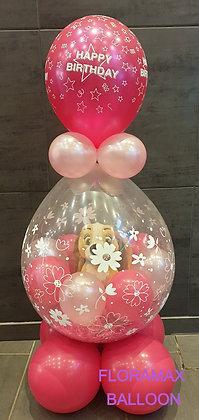 Ballon magique Lady   Ref   :  BM2089