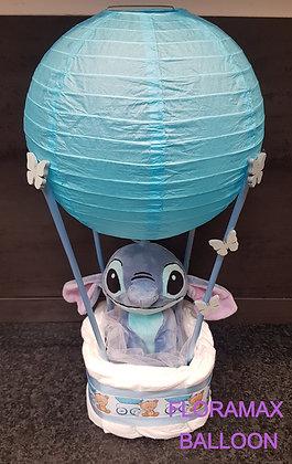 Montgolfière Stitch
