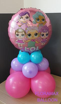 Bubble LOL    Ref  SB 1079