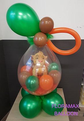 Ballon magique Simba