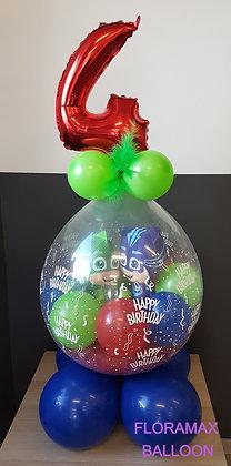 Ballon magique pyjamax