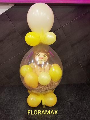 """Ballon magique """"Le Roi Lion"""""""