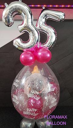 Ballon magique Dumbo l'éléphant