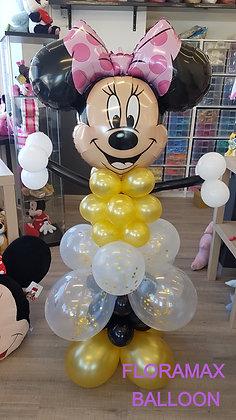 Structure Minnie dorée