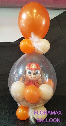 Ballon magique Pat patrouille   Ref  :  BM2028