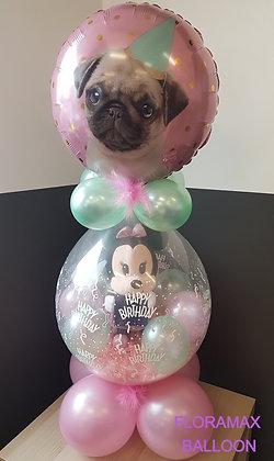 Ballon magique Bébé Minnie   Ref  :  BM2015