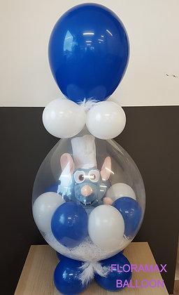 Ballon magique Ratatouille