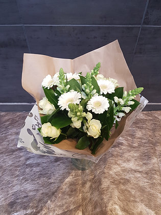 Bouquet blanc