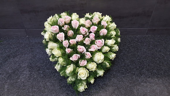 Cœur Blanc / Rose (CN94)