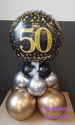 Bubble 50 ans