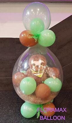 Ballon magique Paresseux