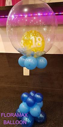 Grappe de ballons hélium