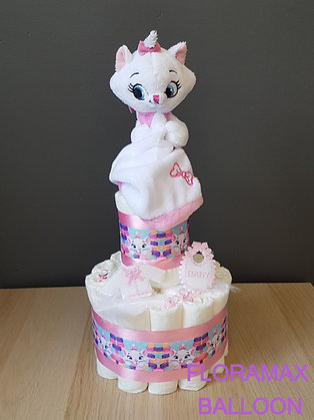 Gâteau de couches Marie
