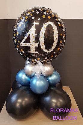 Bubble 40 ans    / ref: SB 1000