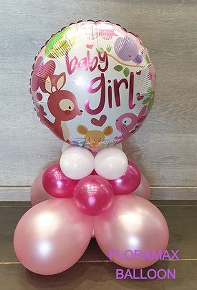 Bubble baby girl      Ref   :    SB1084