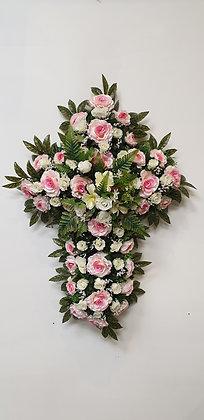 Croix Rose / Blanc (CR004)